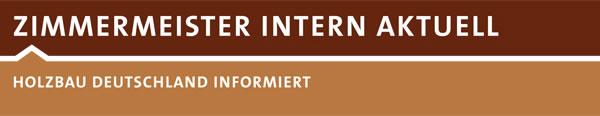 Logo Zimmermeister Intern